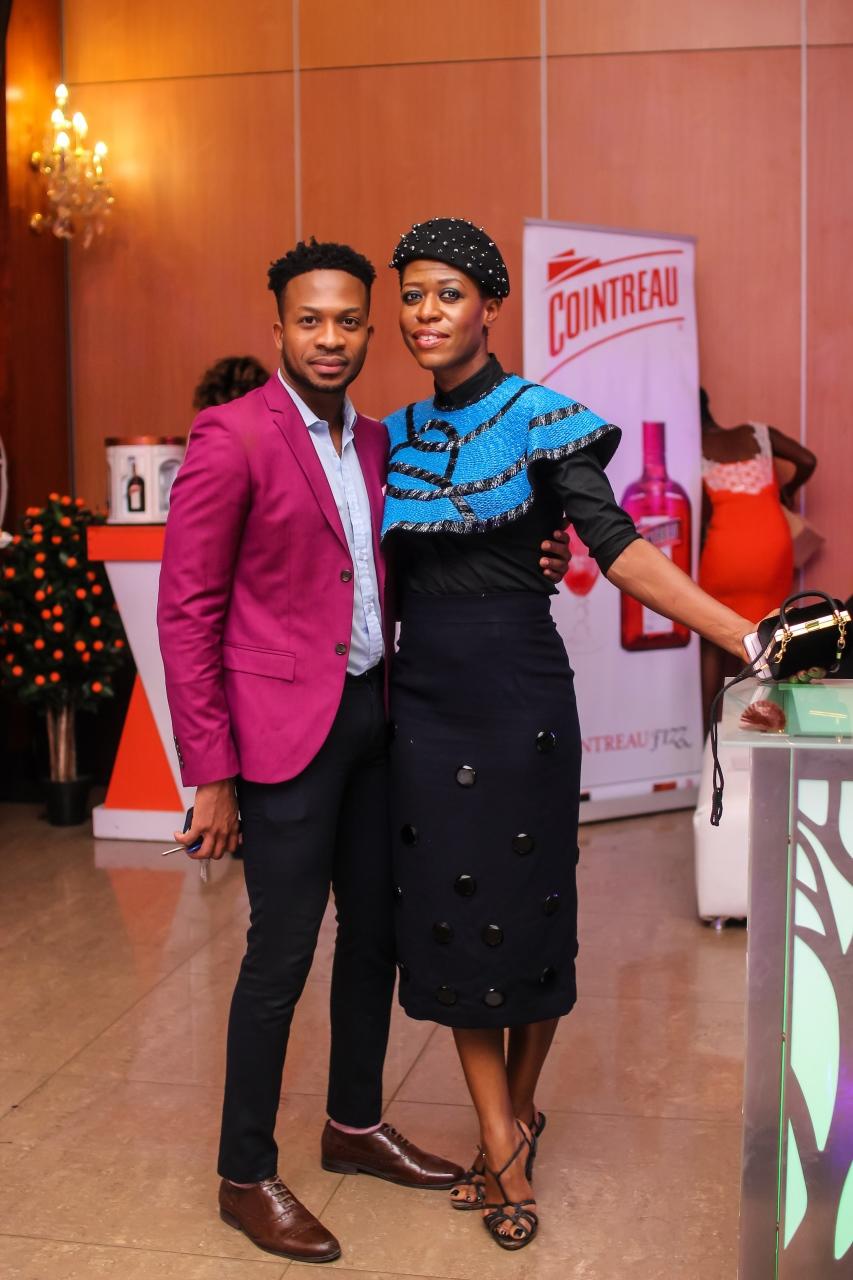 Adebayo Oke-Lawal & Ezinne Chinkata