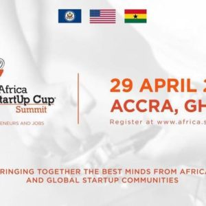 Africa StartUp Cup Accra 2016