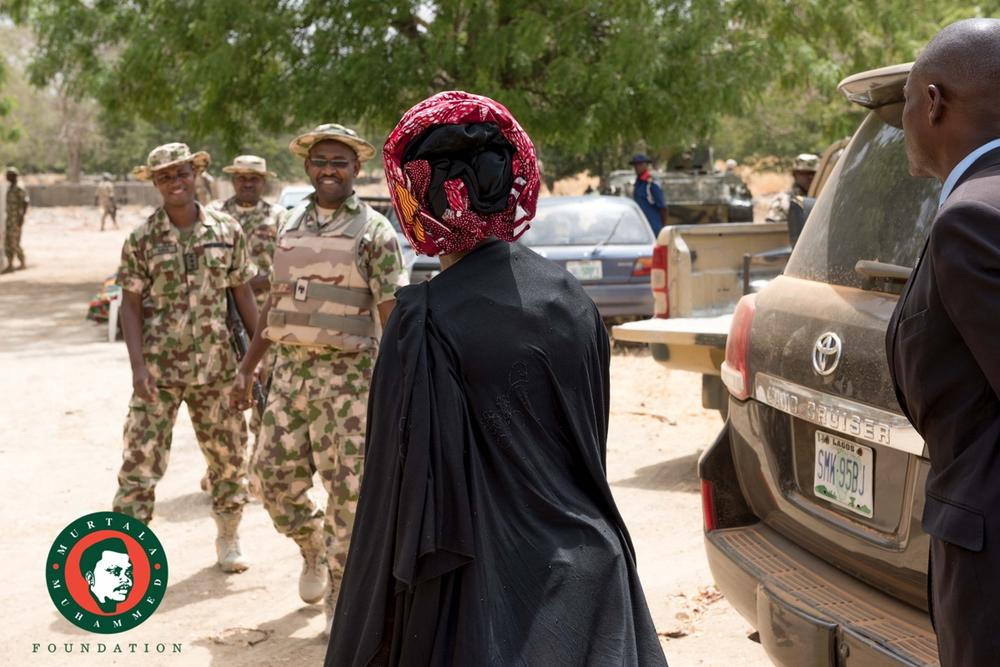 Aisha Oyebode Chibok2