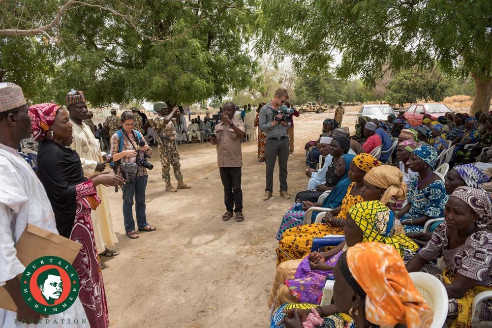 Aisha Oyebode Chibok3