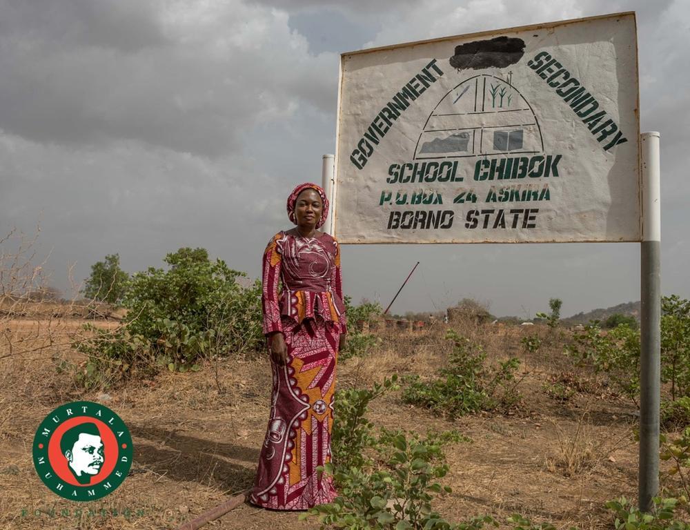 Aisha Oyebode Chibok5