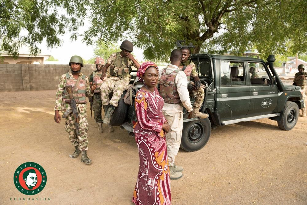 Aisha Oyebode Chibok6