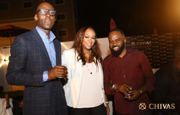 Amaechi Okobi, Colette Otuesho & Noble Igwe