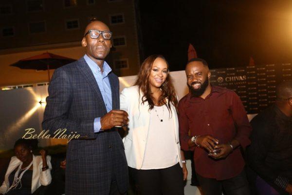 Amaechi Okobi, Colette Otusheso & Noble Igwe