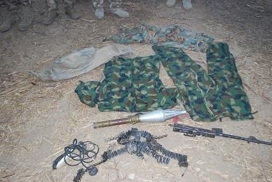 Army Operation Borno 3