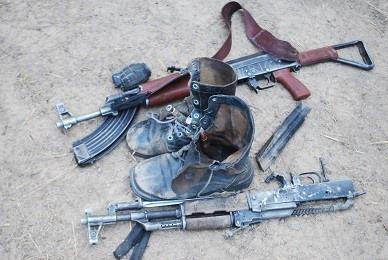 Army Operation Borno 4