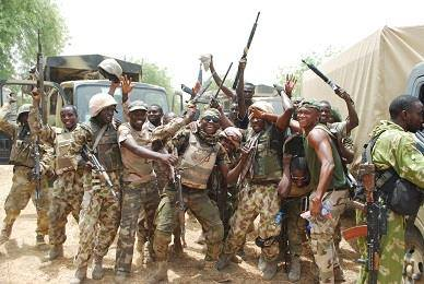 Army Operation Borno 9