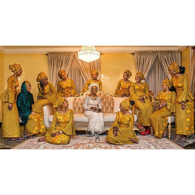 Auwal Samira Wedding Adamawa 5