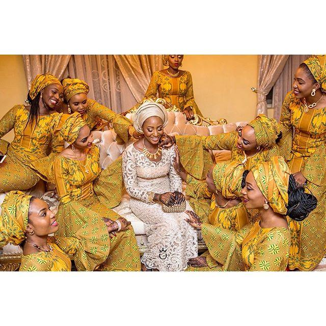 Auwal Samira Wedding Adamawa 6