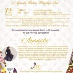 Ayanski Fabrics UK Grand Opening