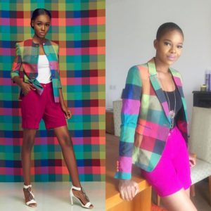 BN collection to closet zainab balogun in mae otti bellanaija april2016