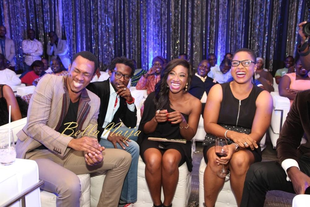 Baa Adebule, Victor Sanchez, Ola Laoye and Tope Oshin