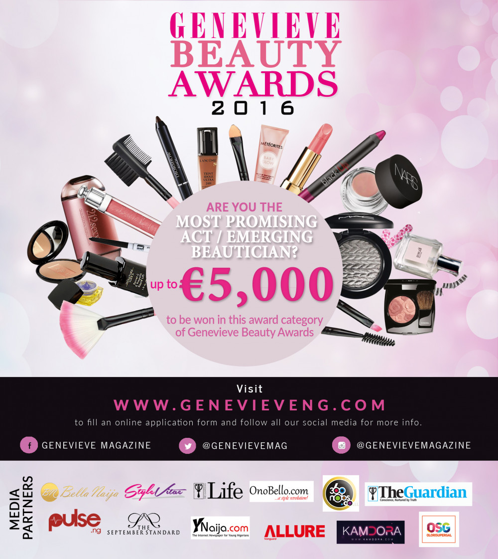 Beauty Awards Graphics