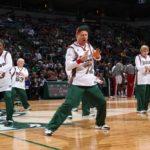 Bucks Seniorgee! Dancers