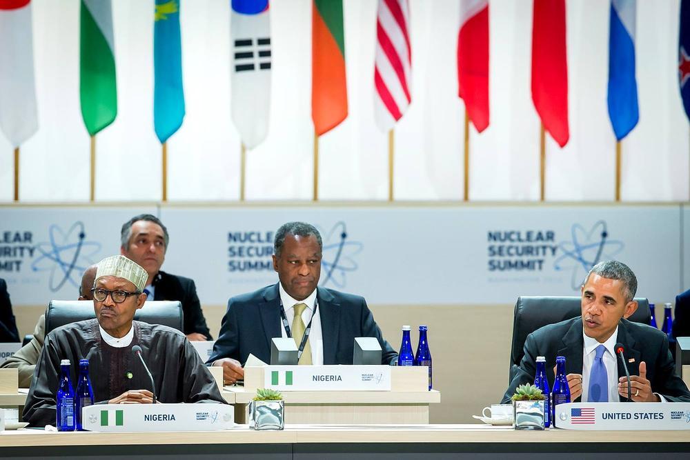 Buhari & Obama