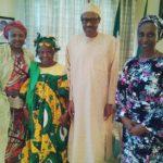 Buhari Osinbajo Family