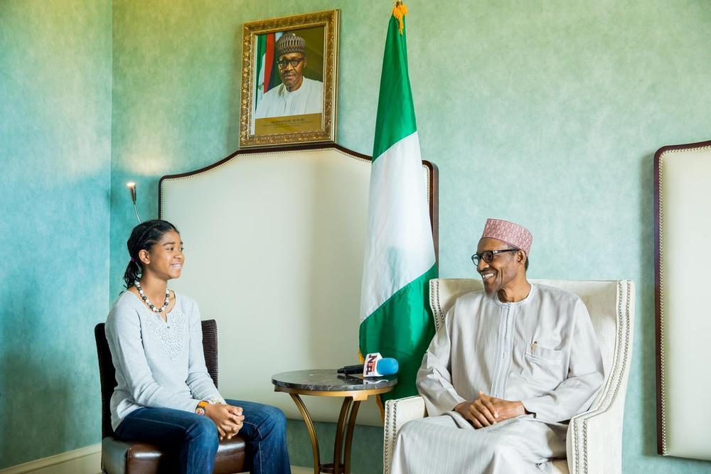 Buhari meets Nigerians 4