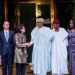 Buhari receives World Bank MD2