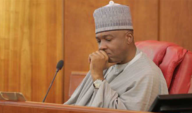 Saraki got pay as governor until August 2015 … 4 years after his residency finished his tenure – Witness tells Code of Conduct Tribunal (CCT)