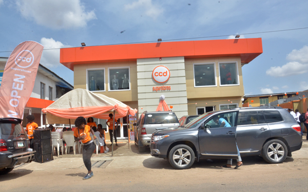 CCD Superstores Ogba 35