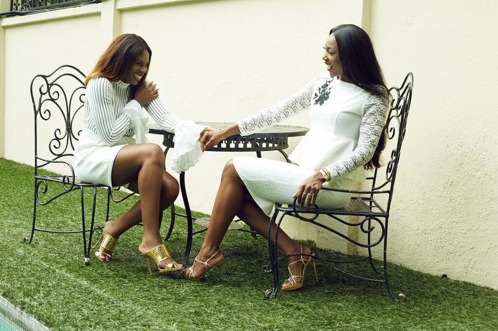 CREATIVE CONSULTANTS - Zina Anumudu & Dedun Olobayo 1