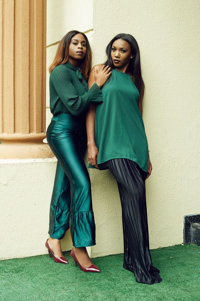 CREATIVE CONSULTANTS - Zina Anumudu & Dedun Olobayo 3