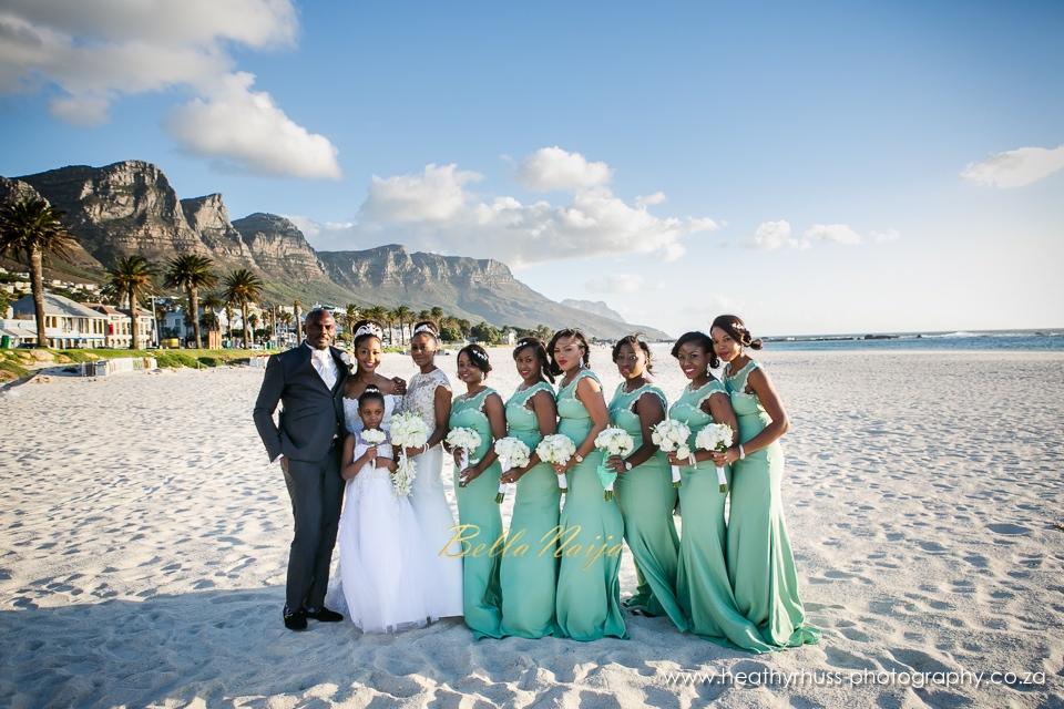 Cape Town Wedding Nigerian Bellanaija 2016 Kelechi Tonworio Sml