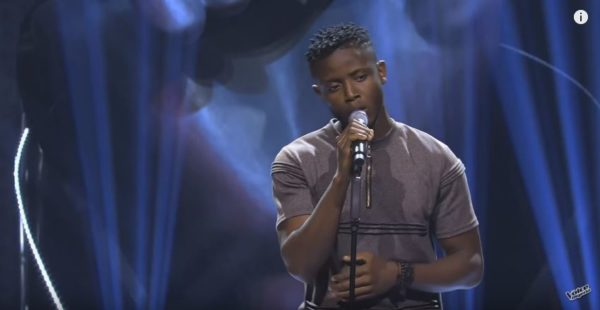 Chike The Voice Nigeria