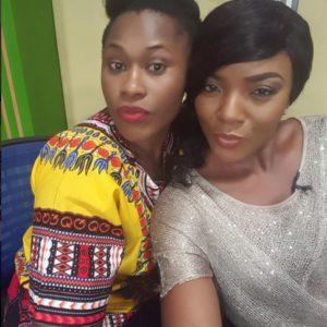 Chiom Akpotha and Uche Jombo 2