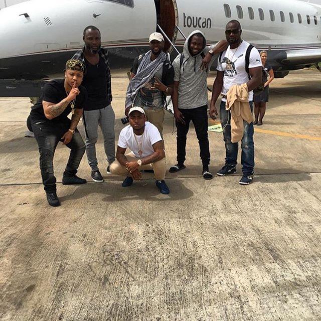 Congo - Davido Wizkid Akon Bred 4