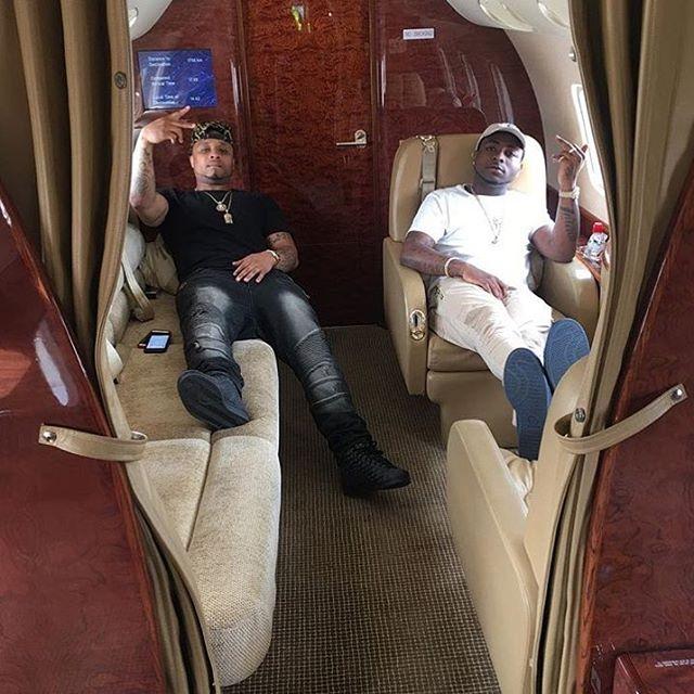Chilling in Flight