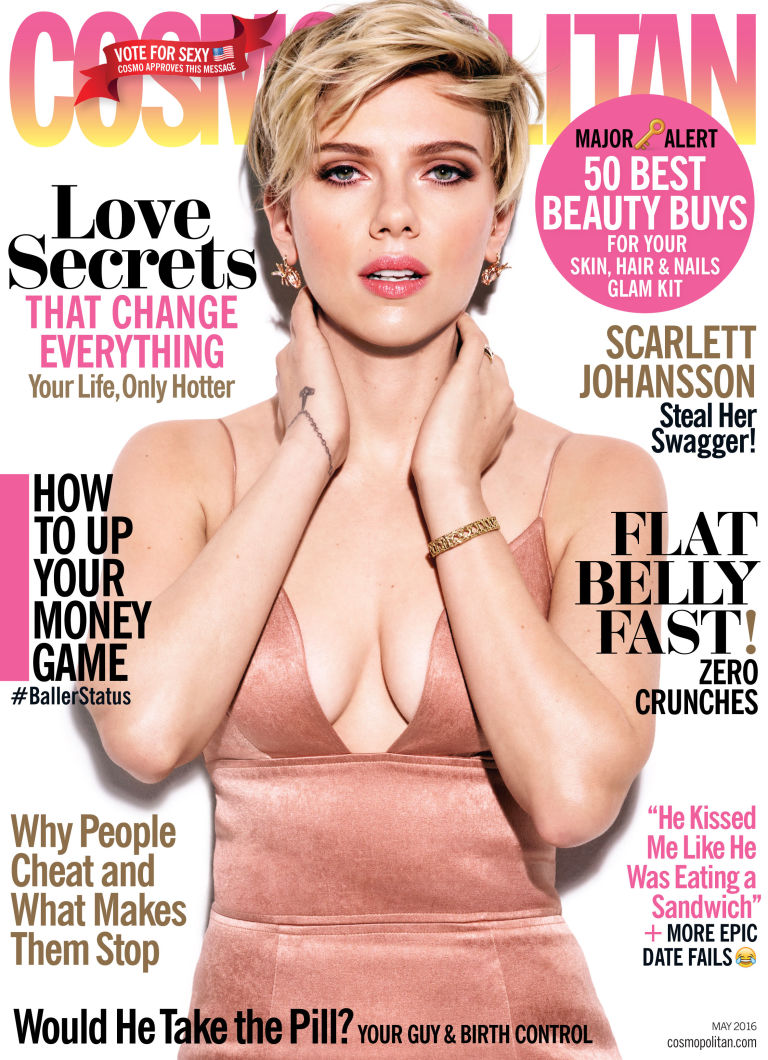 Cosmopolitan_May 2016_Scarlett Johansson_BellaNaija