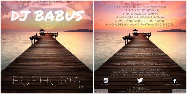 DJ Babus Euphoria EP