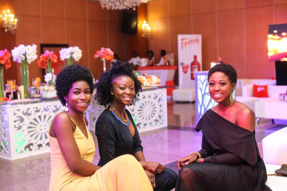 Dami Odufuwa, Afua Osei & Sika Osei