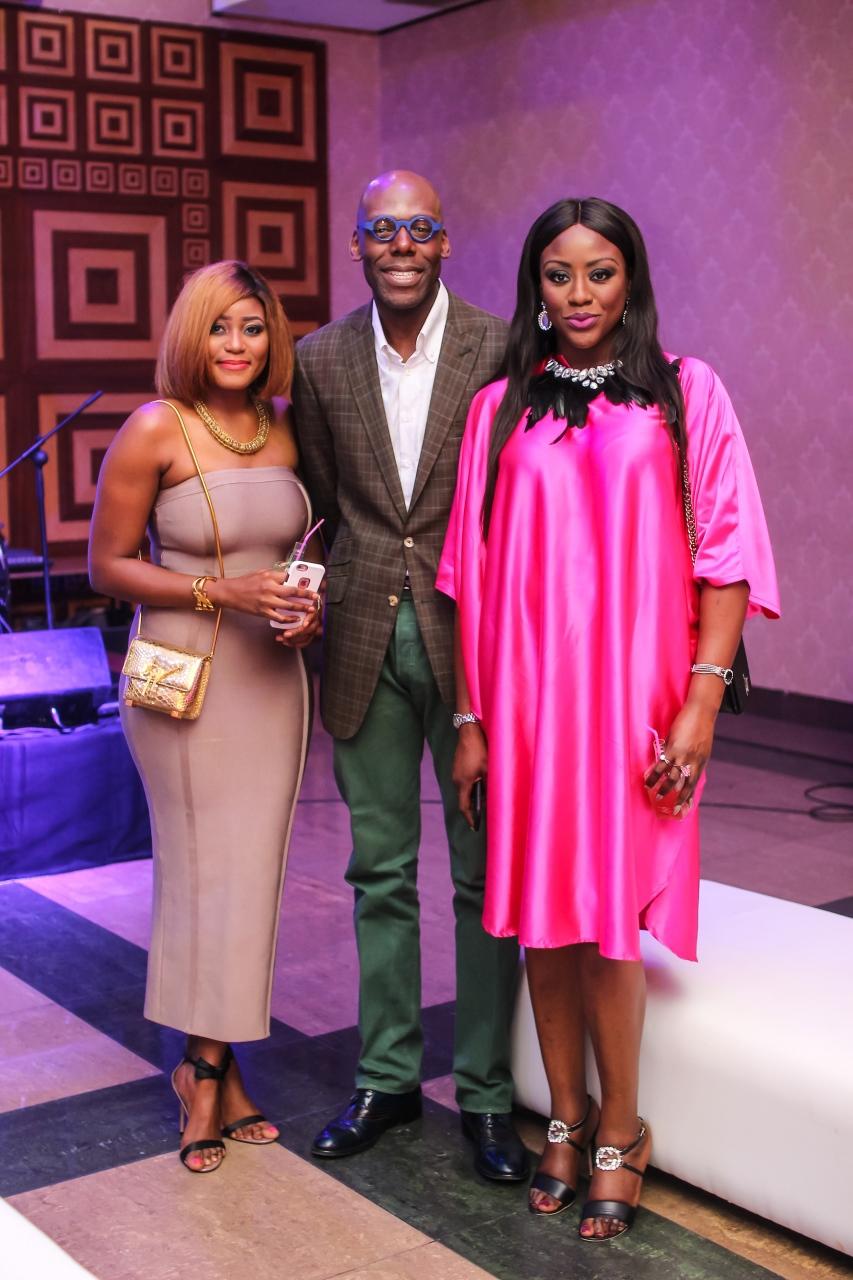 Denike Balogun, Amaechi Okobi & Ivie Omorigie