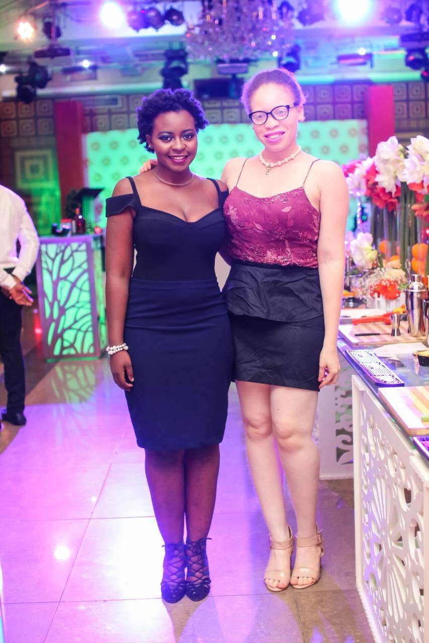 Deola Adebiyi & Coco Anetor