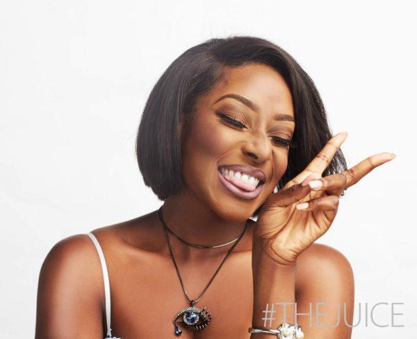Dorcas Shola Fapson NdaniTV Juice (2)