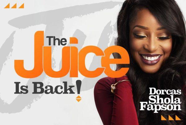 Dorcas Shola Fapson NdaniTV Juice (4)