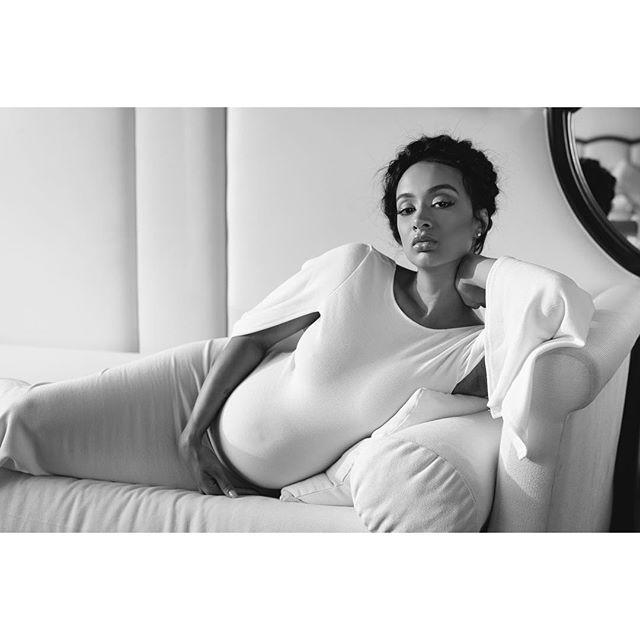 Draya Michelle Pregnancy 9