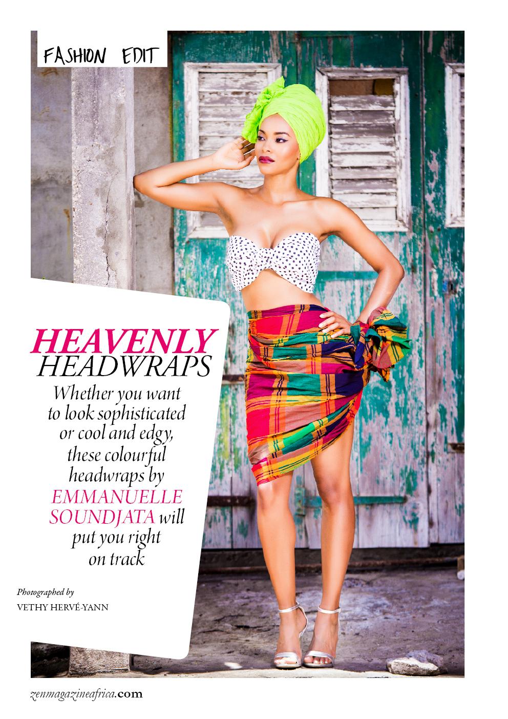 EmmanuelSoundajaheadwrapsAfricanZenMagazineAfrica01