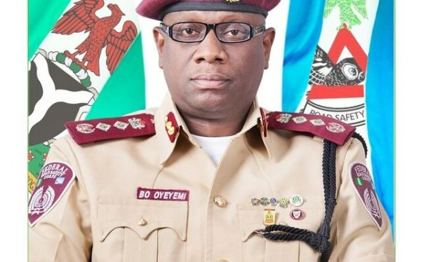 Fire Outbreak shuts down FRSC's Online Operations - BellaNaija