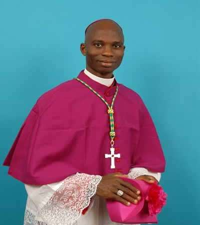Bishop of Ekiti Diocese, Most Rev Felix Ajakaye