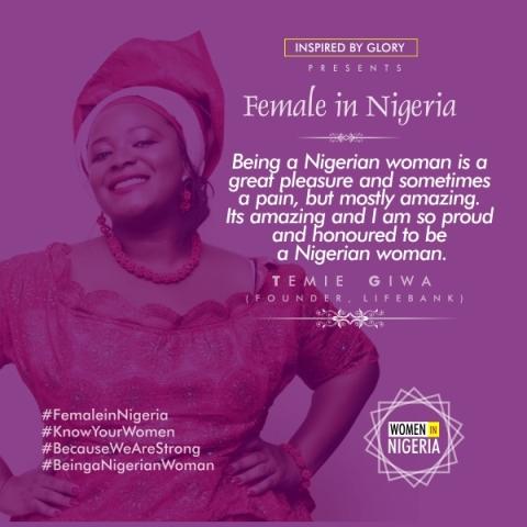 Female in Nigeria14