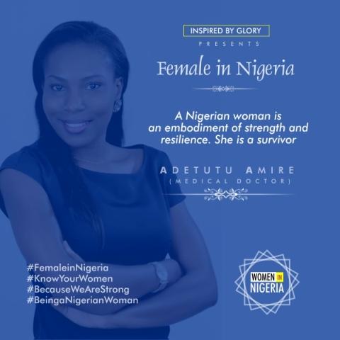 Female in Nigeria7