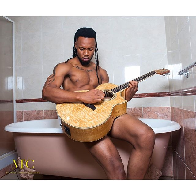 Flavour Bathroom Guitar