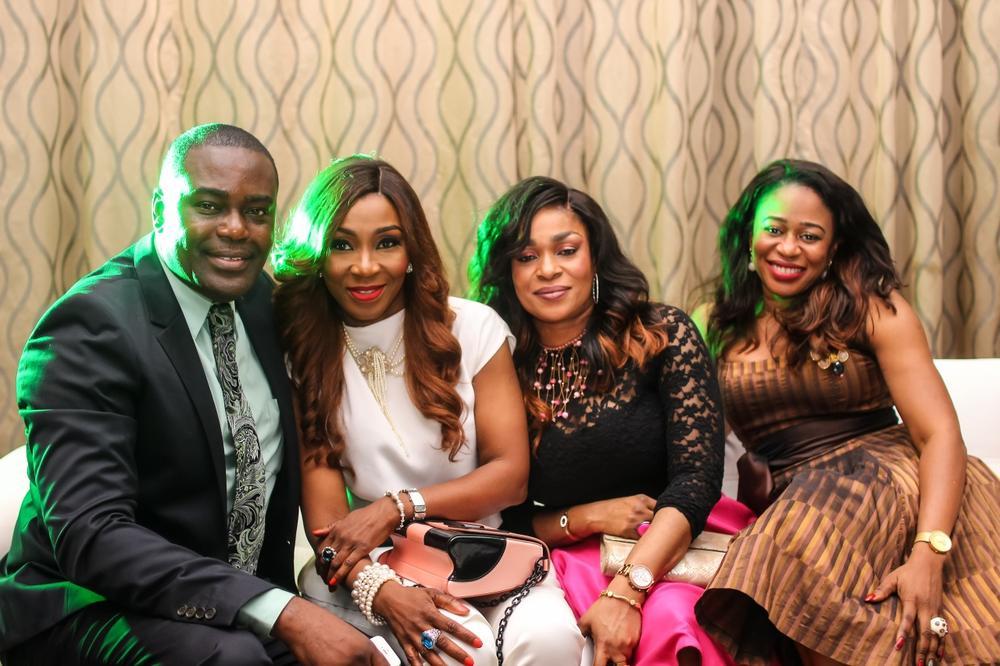 Frank Osodi, Vivian Oputa, Beatrice Abebe & Niki Isiche