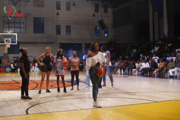 Free Throw Contest for Adults