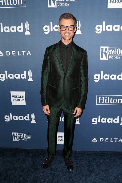 BEVERLY HILLS, CALIFORNIA - APRIL 02:  TV personality Brad Goreski attends the 27th Annual GLAAD Media Awards at the Beverly Hilton Hotel on April 2, 2016 in Beverly Hills, California.  (Photo by Frederick M. Brown/Getty Images)