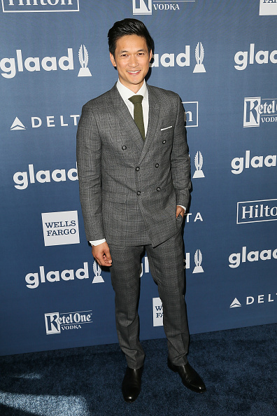 BEVERLY HILLS, CALIFORNIA - APRIL 02:  Actor Harry Shum Jr. arrives at the 27th Annual GLAAD Media Awards at The Beverly Hilton Hotel on April 2, 2016 in Beverly Hills, California.  (Photo by David Livingston/Getty Images)
