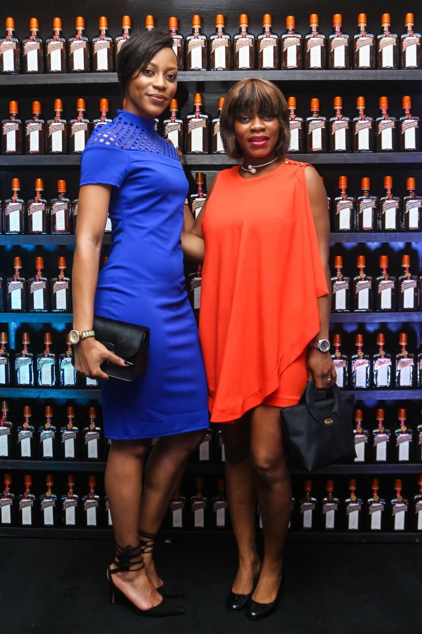 Gaelle Boumso & Marie-Jo Ngamaleu